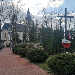 Sanktuarium w Dankowie avatar